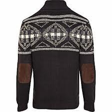 Sweter norweski dla niego